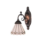 Tiffany Bronze Wall Sconce - MEK2810