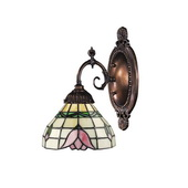 Tiffany Bronze Wall Sconce - MEK2813