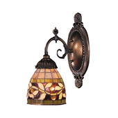 Tiffany Bronze Wall Sconce - MEK2816