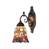 Tiffany Bronze Wall Sconce - MEK2817