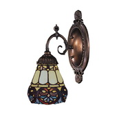 Tiffany Bronze Wall Sconce - MEK2820