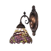 Tiffany Bronze Wall Sconce - MEK2821