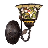 Tiffany Bronze Wall Sconce - MEK2850
