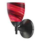 Dark Rust Wall Sconce - MEK3060
