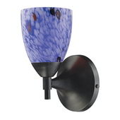 Dark Rust Wall Sconce - MEK3061