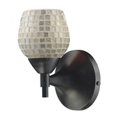 Dark Rust Wall Sconce - MEK3075