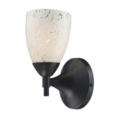 Dark Rust Wall Sconce - MEK3076