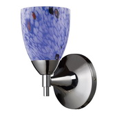 Polished Chrome Wall Sconce - MEK3083