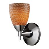Polished Chrome Wall Sconce - MEK3084