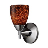 Polished Chrome Wall Sconce - MEK3089