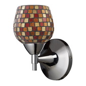 Polished Chrome Wall Sconce - MEK3093