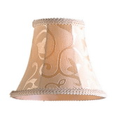 Patterned Fabric Shade Accessory - MEK3552