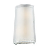 Polished Chrome Wall Sconce - MEK3596