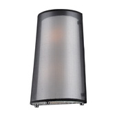 Black Chrome Wall Sconce - MEK3599