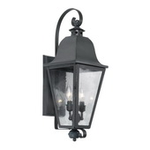Charcoal Outdoor Sconce - MEK3715