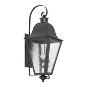 Charcoal Outdoor Sconce - MEK3732