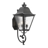 Charcoal Outdoor Sconce - MEK3764