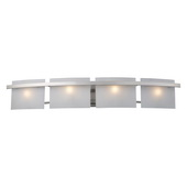 Satin Nickel Bathbar - MEK3789