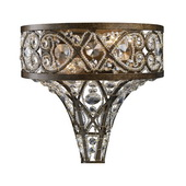 Antique Bronze Wall Sconce - MEK3790