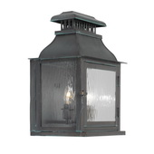 Verde Patina Outdoor Sconce - MEK3997