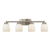 Satin Nickel Bathbar - MEK4320