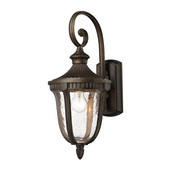 Weathered Rust Outdoor Sconce - MEK4688