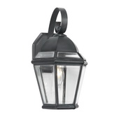 Charcoal Outdoor Sconce - MEK4720