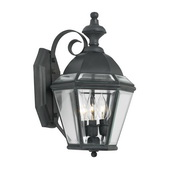 Charcoal Outdoor Sconce - MEK4721