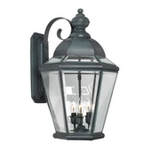 Charcoal Outdoor Sconce - MEK4722