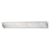 Polished Chrome Bathbar - MEK4901