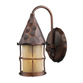 Antique Copper Outdoor Sconce - MEK5254