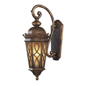 Hazlenut Bronze Outdoor Sconce - MEK5404