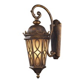 Hazlenut Bronze Outdoor Sconce - MEK5405
