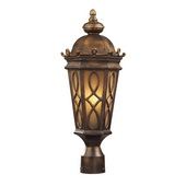 Hazlenut Bronze Outdoor Sconce - MEK5407