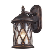 Hazlenut Bronze Outdoor Sconce - MEK5416