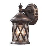 Hazlenut Bronze Outdoor Sconce - MEK5417