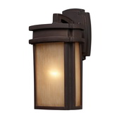 Clay Bronze Outdoor Sconce - MEK5436