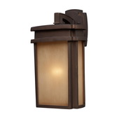 Clay Bronze Outdoor Sconce - MEK5437