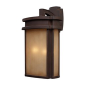 Clay Bronze Outdoor Sconce - MEK5438