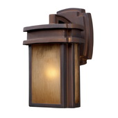 Hazlenut Bronze Outdoor Sconce - MEK5442