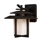 Hazlenut Bronze Outdoor Sconce - MEK5443