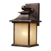 Hazlenut Bronze Outdoor Sconce - MEK5447