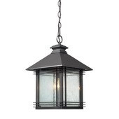 Graphite Outdoor Pendant - MEK5467