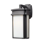 Graphite Outdoor Sconce - MEK5472