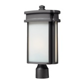Graphite Outdoor Post Light - MEK5474