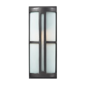 Graphite Outdoor Sconce - MEK5479