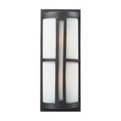 Graphite Outdoor Sconce - MEK5480