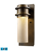 Hazelnut Bronze Outdoor Sconce - MEK5500