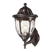 Regal Bronze Outdoor Wall Sconce - MEK5503
