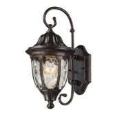 Regal Bronze Outdoor Wall Sconce - MEK5504